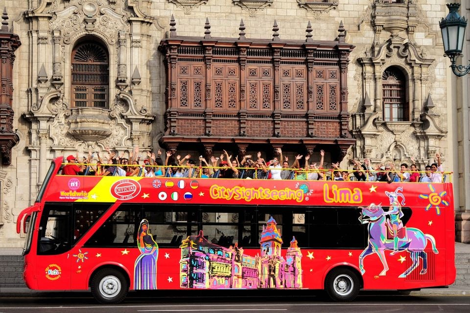 Best Lima Tours lima tour bus
