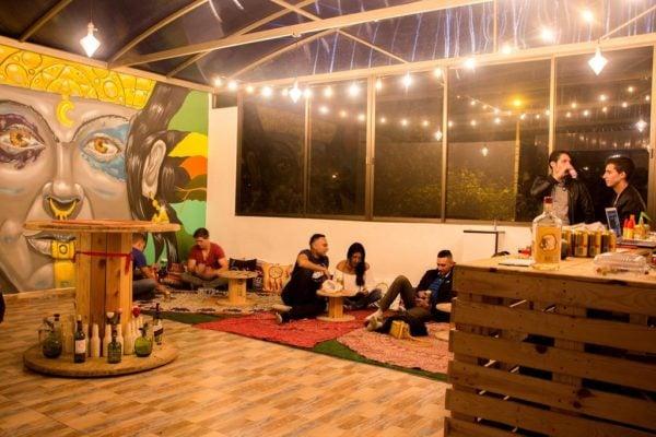best bogota hostels bababuy hostel