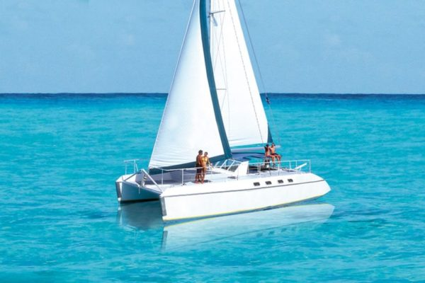 best cancun tours isla mujeres catamaran tour