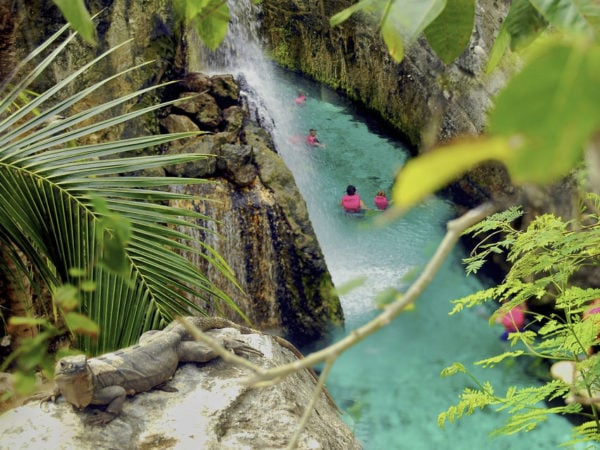 best cancun tours xcaret park