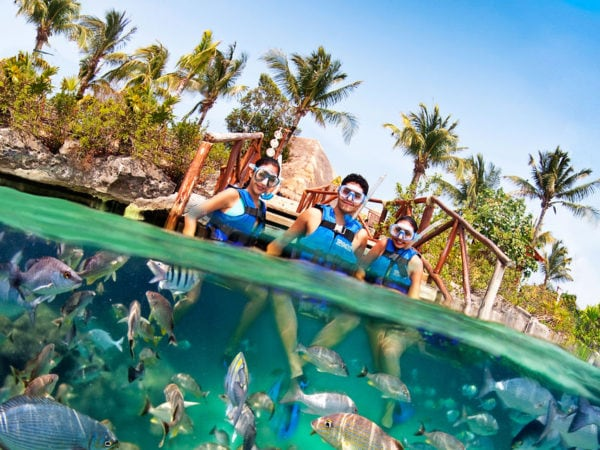best cancun tours xel-ha park