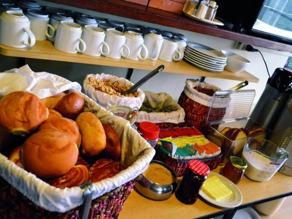 10 things to know about hostels breakfast