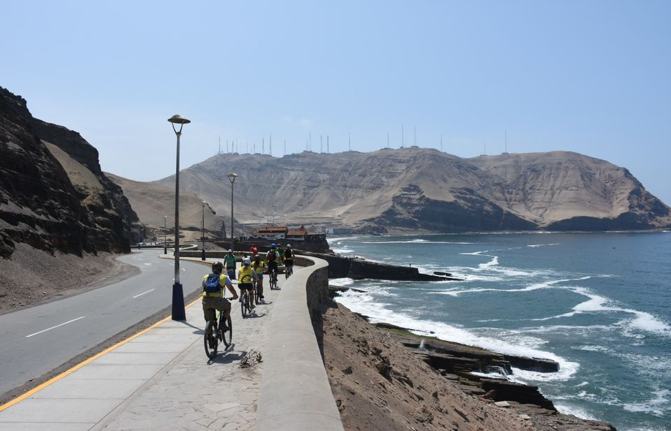 best lima tours city coastal lima cultural bike tour