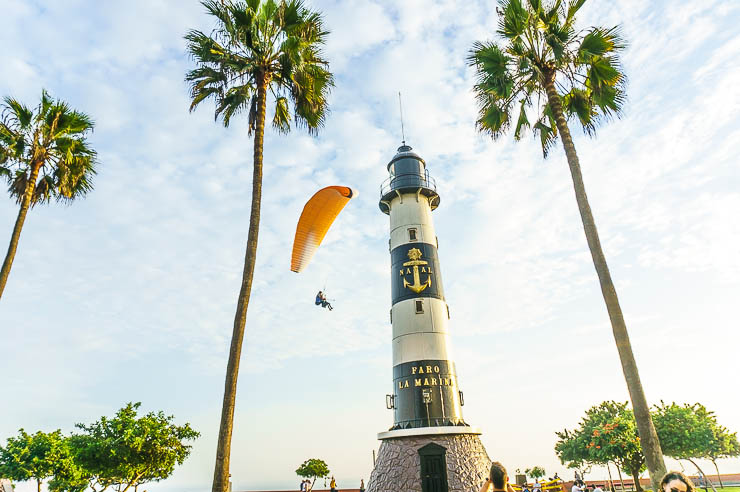 best lima tours parapente paragliding