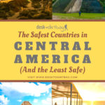 A Subjective Guide to the Safest Countries in Central America travel, central-america