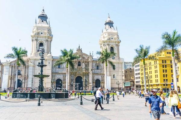 best Lima hostels Centro Historico