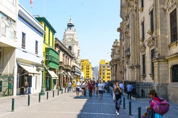 best Lima Hostels coolest neigborhoods