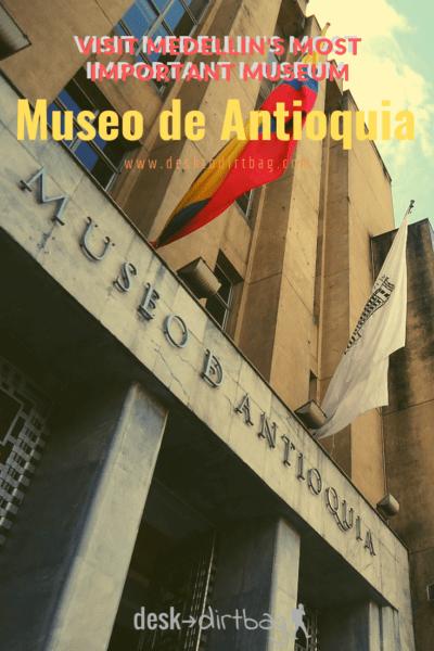 museo de antioquia medellin colombia
