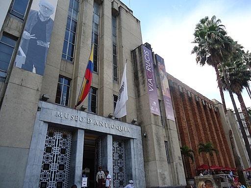 museo de antioquia medellin colombia featured