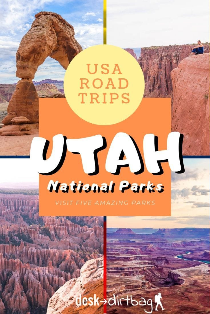 Planning an Incredible Utah National Park Road Trip