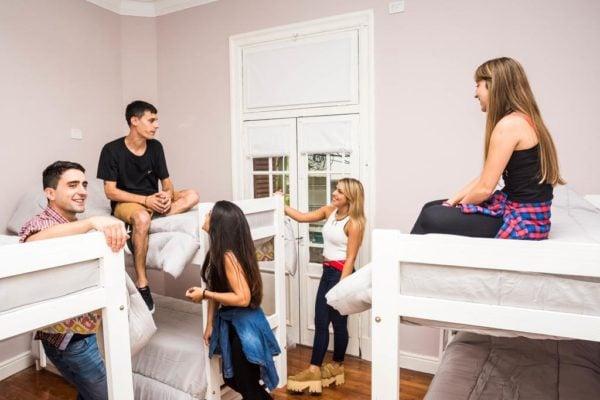 Best Buenos Aires hostels Benita Hostel