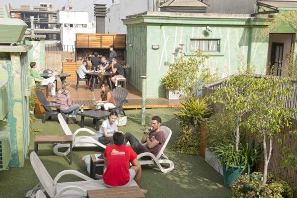 Best Buenos Aires hostels Milhouse Avenue