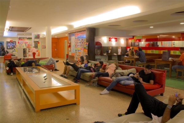 Best Buenos Aires hostels hostel suites florida
