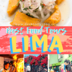 Best Food tours in Lima