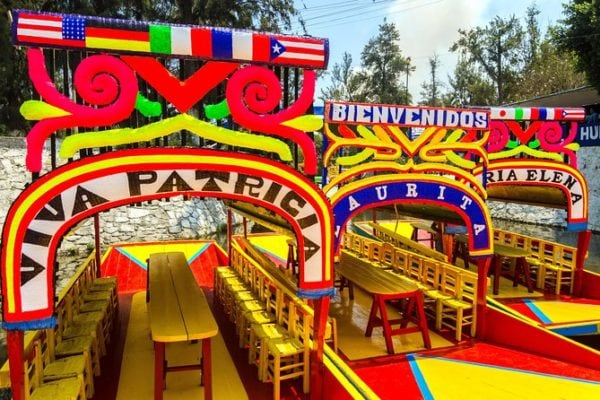 Frida Kahlo Museum Mexico City Xochimilco