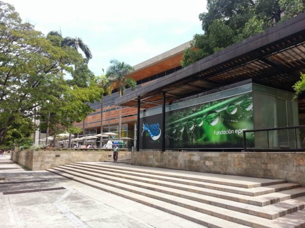 Museums in Medellin Museo del Agua 1