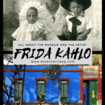 frida kahlo museum mexico city pinterest