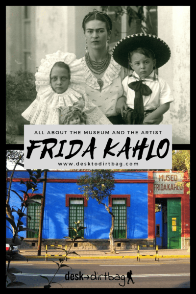 frida kahlo museum mexico city pinterest