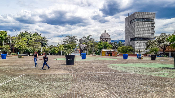 Medellin free walking tour with Real City Tours