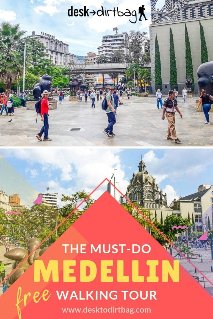 The Must-Do Medellin Free Walking Tour (What You Need to Know)