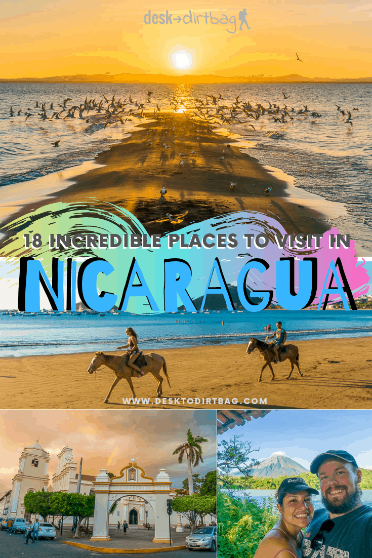 nicaragua incredible places to visit