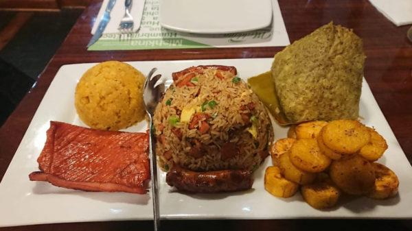 Best restaurants in lima peru el-aguajal