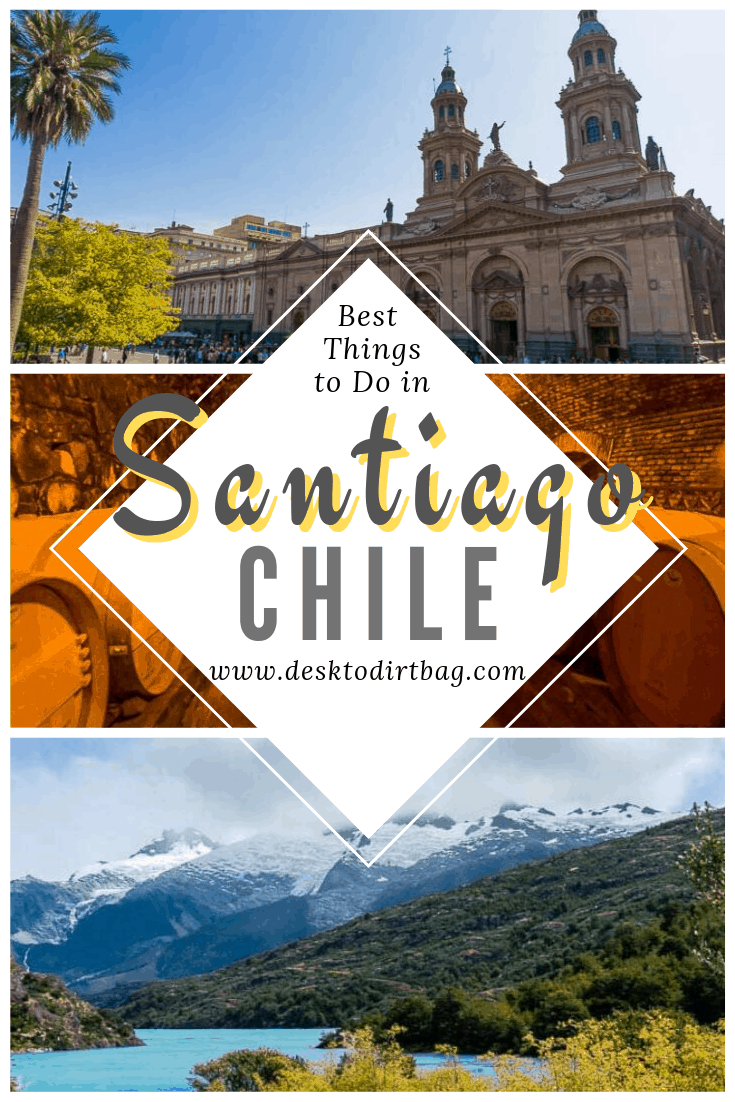 Best things to do in Santiago Chile