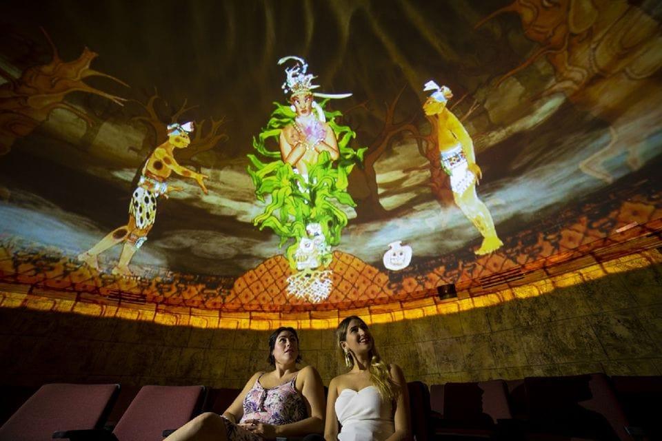 Chichen Itza Mayan Ruins Mexico City Light and Sound Show Chukum