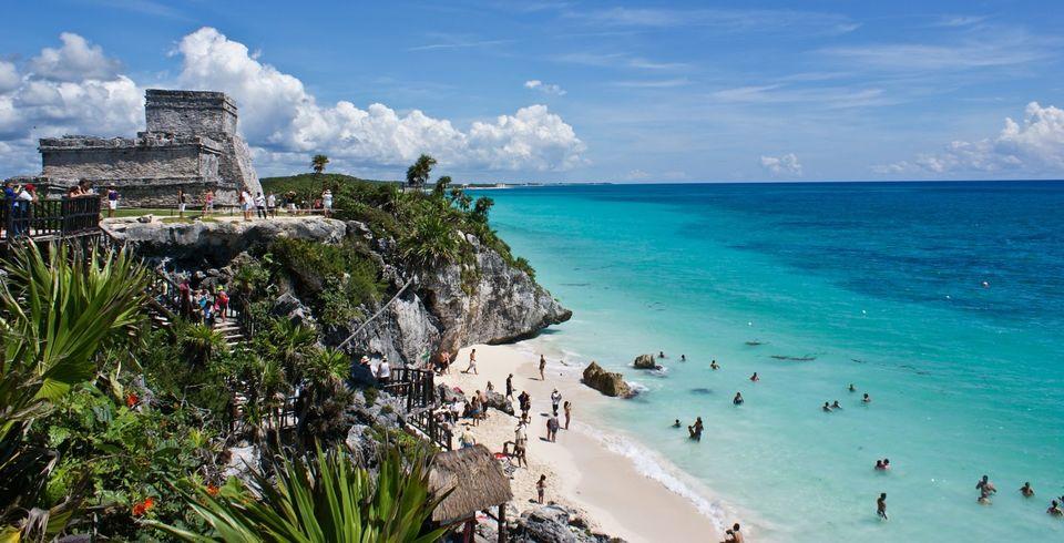 Chichen Itza Mayan Ruins Mexico Coba Tulum