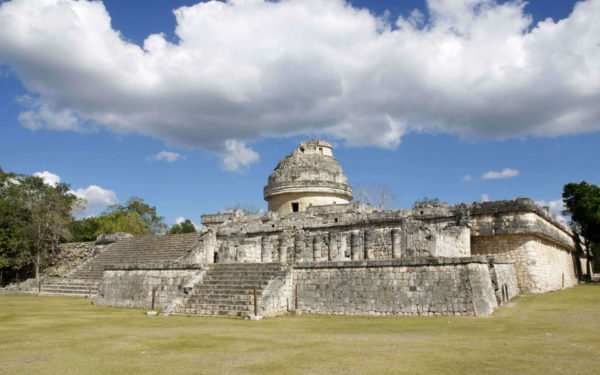 Chichen Itza Mayan Ruins Mexico Ik Kil Cenote Valladolid