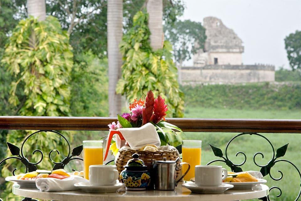 Chichen Itza Mayan Ruins Mexico Uxmal Yucatan
