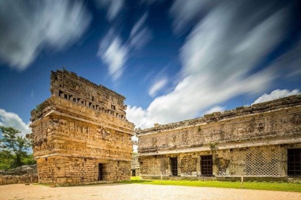 Chichen Itza Mayan Ruins Mexico cenote maya