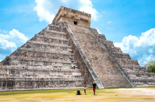 Chichen Itza Mayan Ruins Mexico morning tour