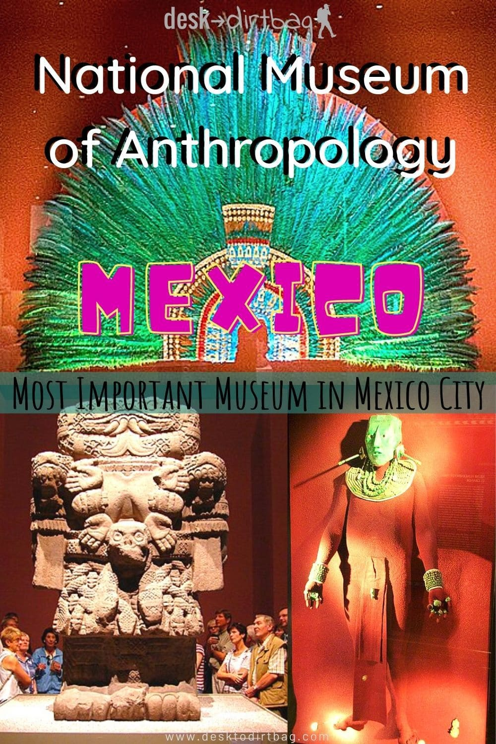 National Museum of Anthropology Mexico: Most Important Museum in Mexico City travel, mexico, central-america