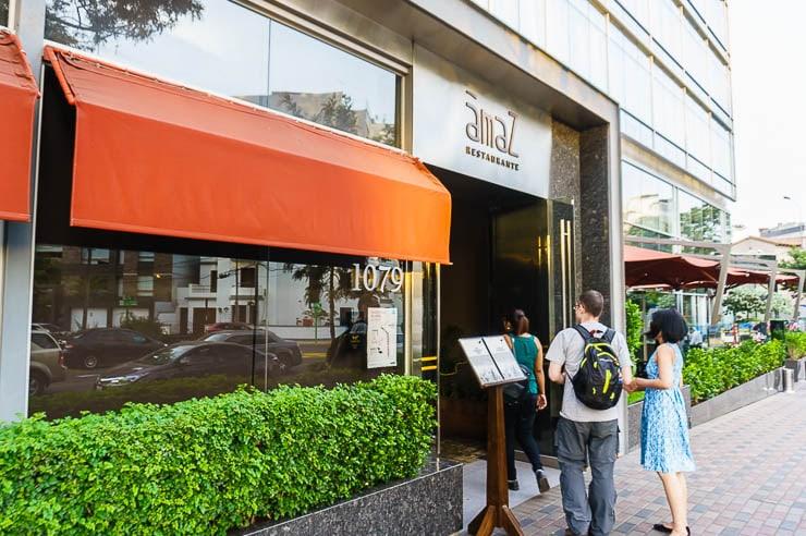 best restaurants in lima amaz