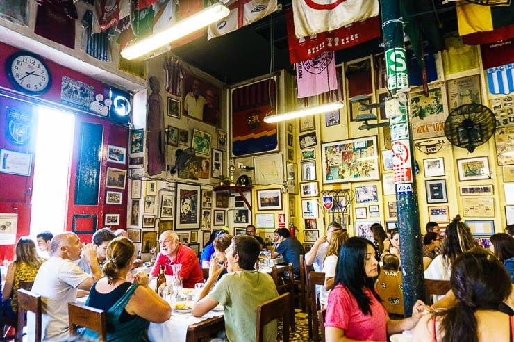 best restaurants in lima canta rana