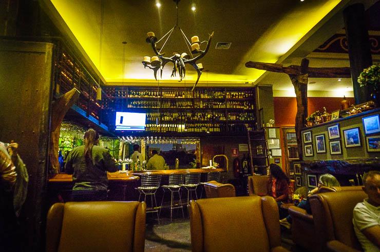 best restaurants in lima huaca pucllana