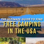 The Ultimate Guide to Find Free Camping in the USA