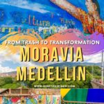 The Incredible Transformation of Moravia Medellin (Barrio Transformation Tour) travel, south-america, medellin, colombia