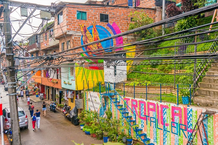 The Incredible Transformation of Moravia Medellin (Barrio Transformation Tour)