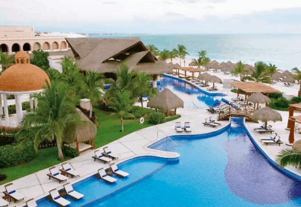 where to stay in cancun Excellence Riviera Cancun