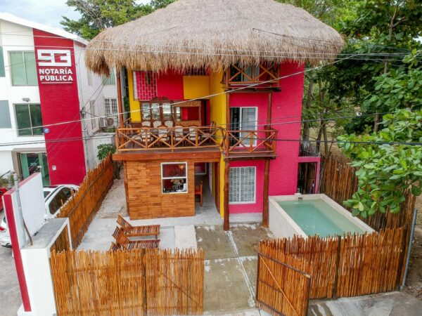 where to stay in cancun Hostalito Mexican Hostel