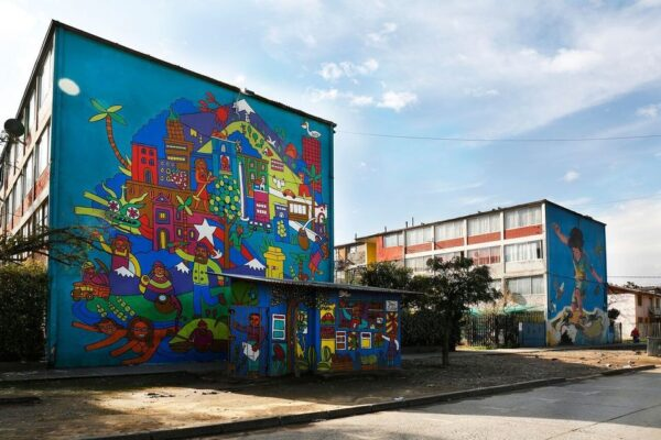 Santiago Chile Tours Street Art