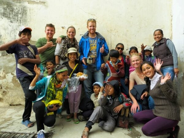 Volunteering Abroad South America Bolivia