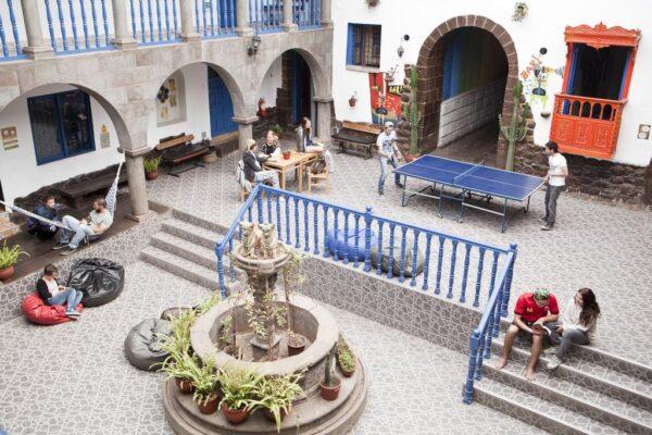 best cusco peru hostels Milhouse Hostel Cusco