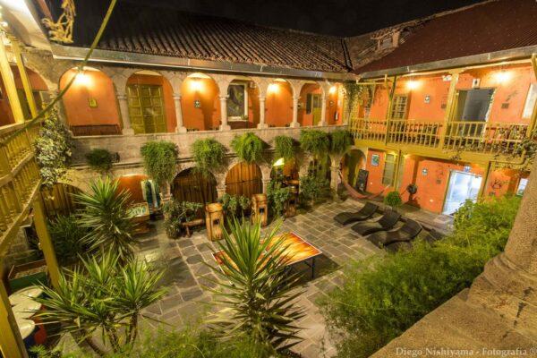 best cusco peru hostels ecopackers hostels