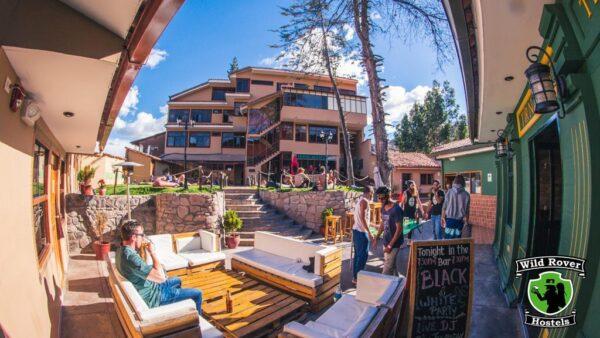 best cusco peru hostels wild rover hostel cusco