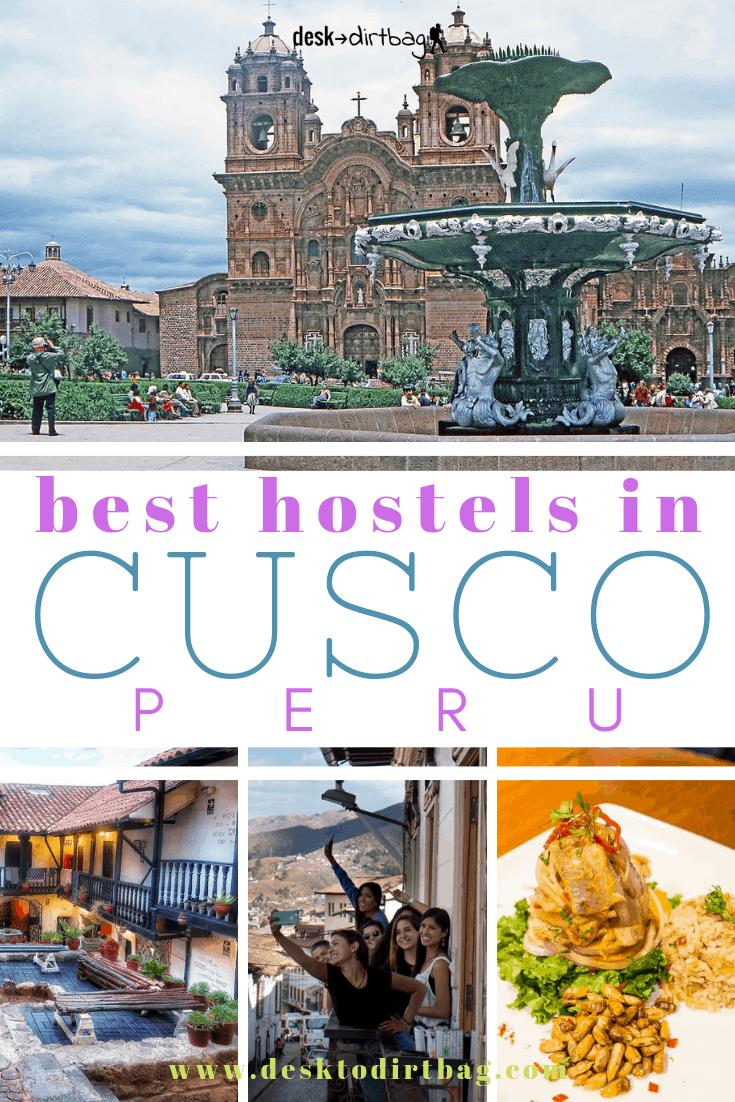 best hostels in cusco peru