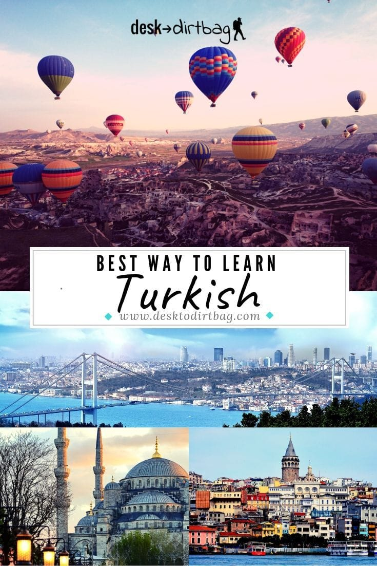 Tips and Resources on the Best Way to Learn Turkish on Your Own