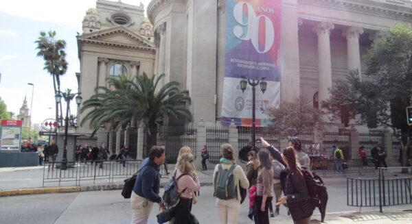 free walking tours santiago chile tours